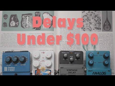 Delays Under $100