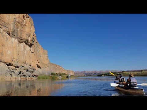 The Great Orange River Adventure With Felix Unite River Adventures