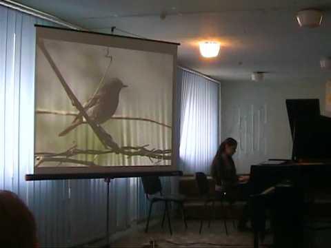 Кристина Мартиросова - В. Сокальский Птичка | Sokalsky Birdie