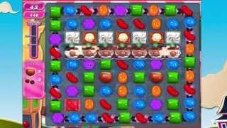 Candy Crush Saga Level 775 No Boosters 3* stars  FUN!