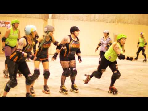 Socotra Projects - Derby Bout!