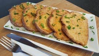 Friganele clasice (paine cu ou)