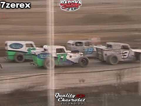 Dwarf car heat 3 barona speedway 10-5-2019