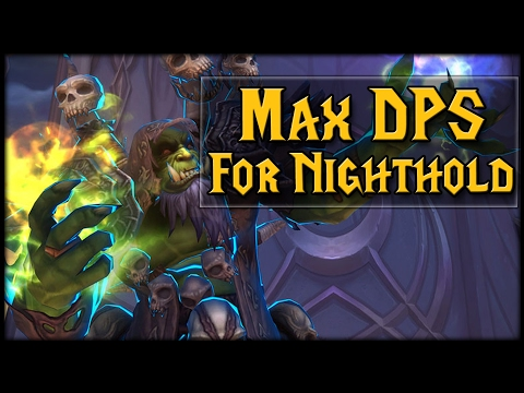 MM Hunter MAX DPS For Nighthold!