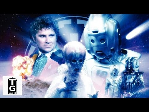 Doctor Who: Attack of the Cybermen (DVD Review)