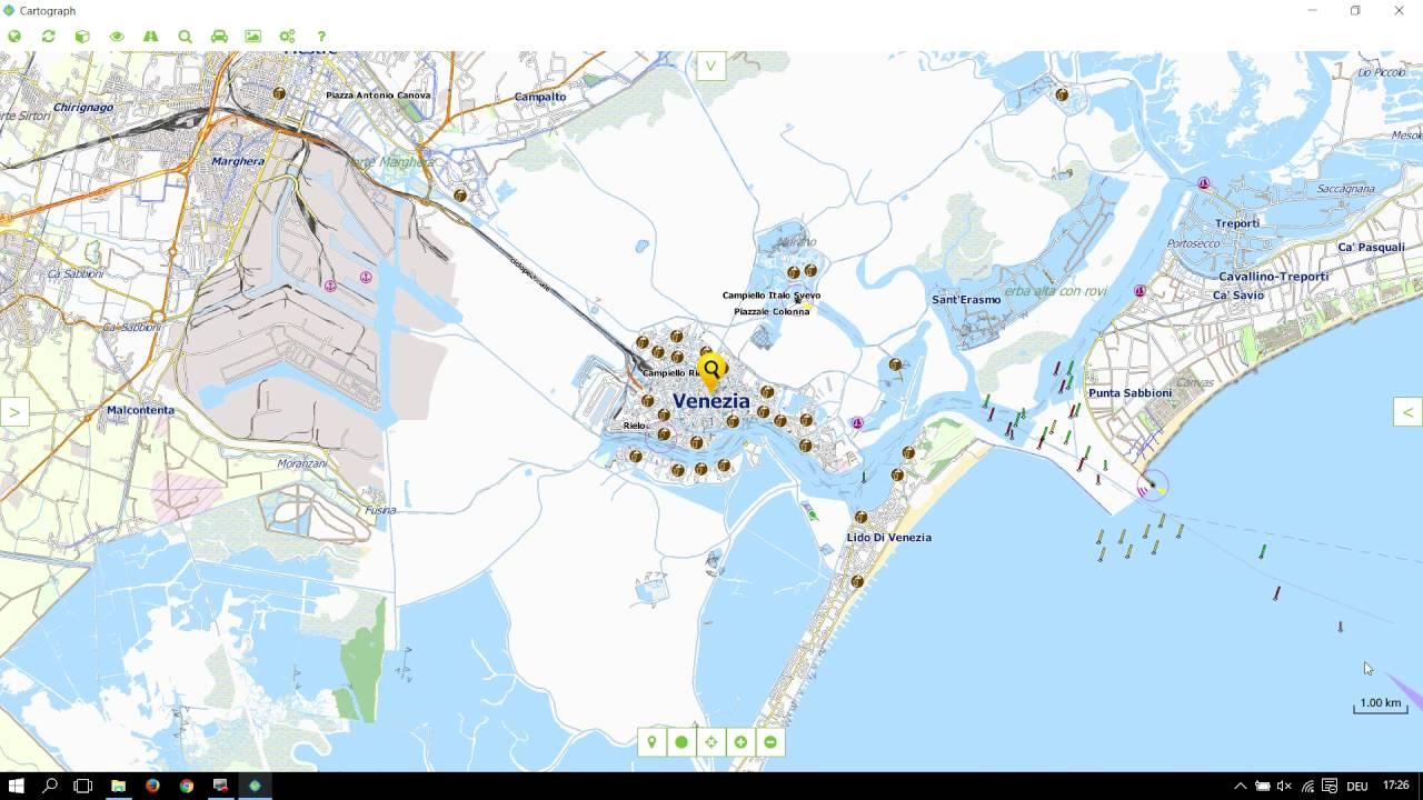 mapsforge maps