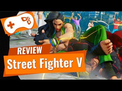 Street Fighter V [Review] - TecMundo