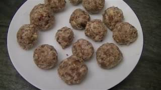 Quick Ladoo Healthy Recipe | No cooking Required Diwali Special