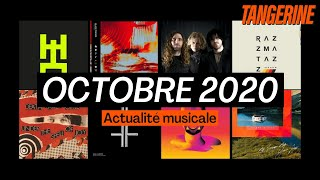 Future Islands, instrumental et Arctic Monkeys | Actu Musicale Octobre 2020 | TANGERINE