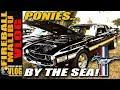 2018 PONIES BY THE SEA MUSTANG CAR SHOW - FIREBALL MALIBU VLOG 850