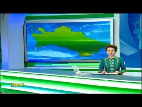 "Turkmenistan TV News ""Watan"", 25.06.2014 (Part 2)"