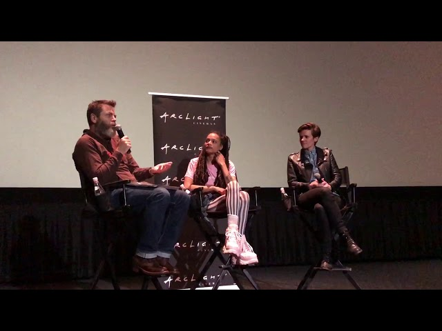 Nick Offerman, Hearts Beat Loud, on the relation between father and daughter