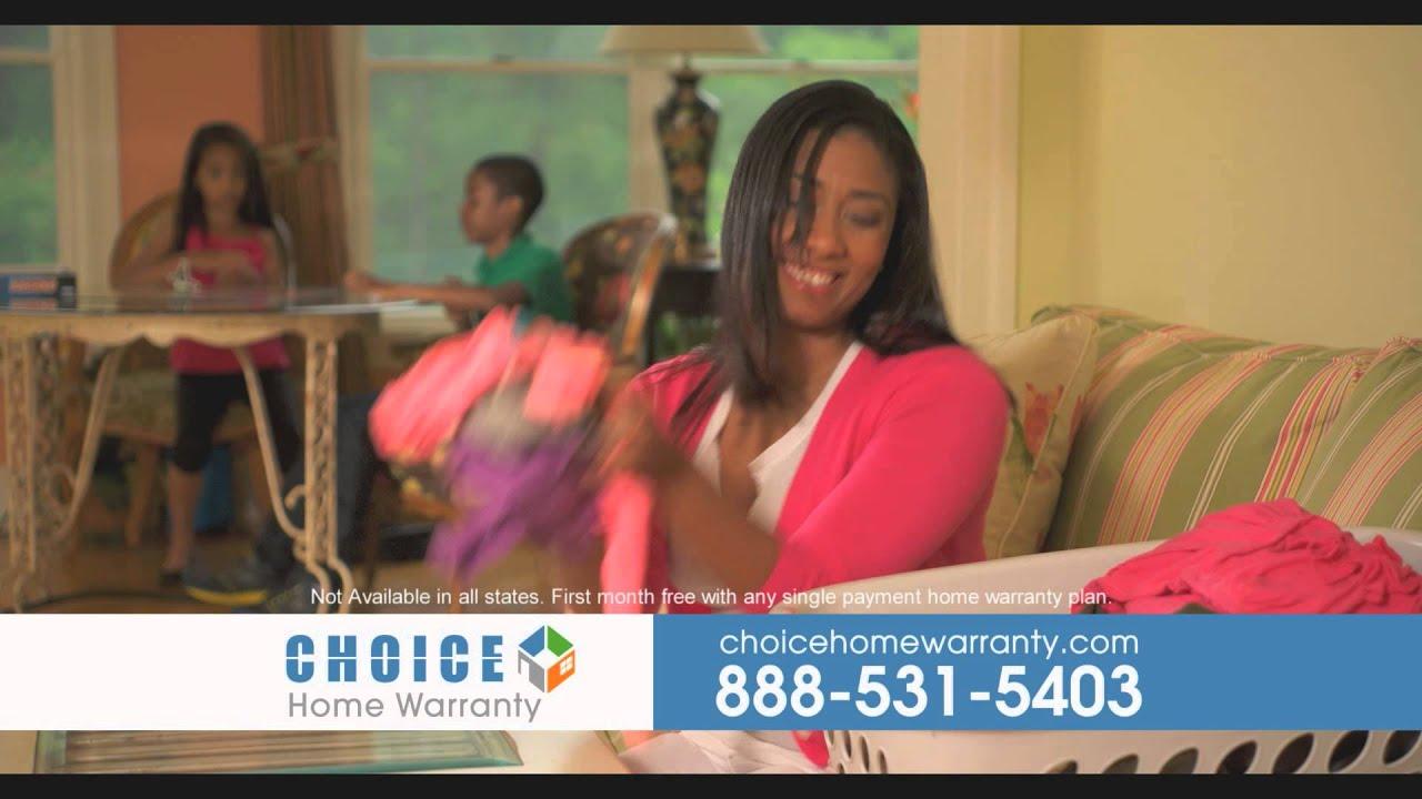 Choice Home Warranty Benefits