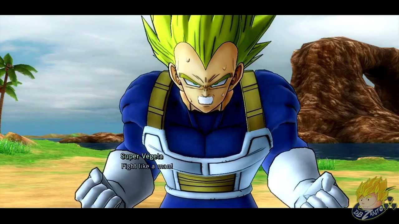 Dragon ball z ultimate tenkaichi story mode super vegeta vs perfect cell part 31 hd youtube - Super cell dbz ...