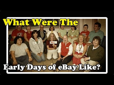 Episode 199: Seller Conversation- What Were the Early Days of eBay Like?