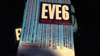 EVE 6 Speak In Code  Pre-order Bundle #1 Unveiling