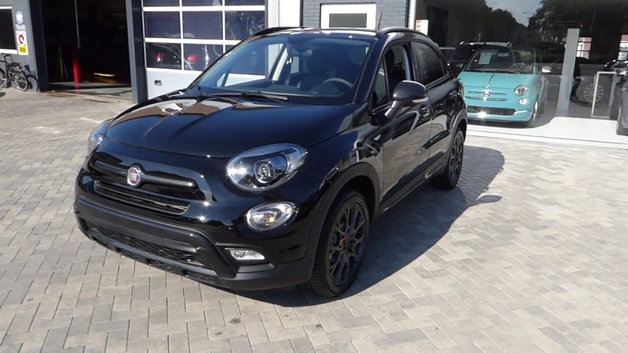 fiat 500x s design youtube. Black Bedroom Furniture Sets. Home Design Ideas