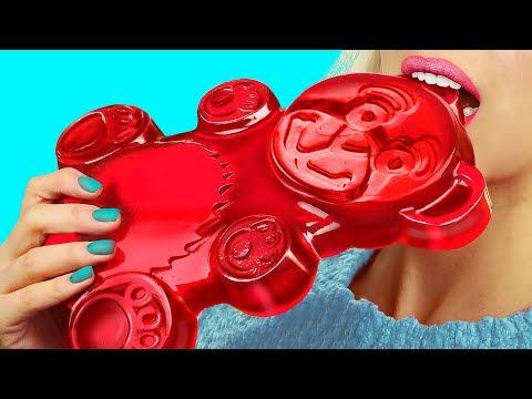 8 XXL Süßigkeiten DIY / Lustige Streiche!