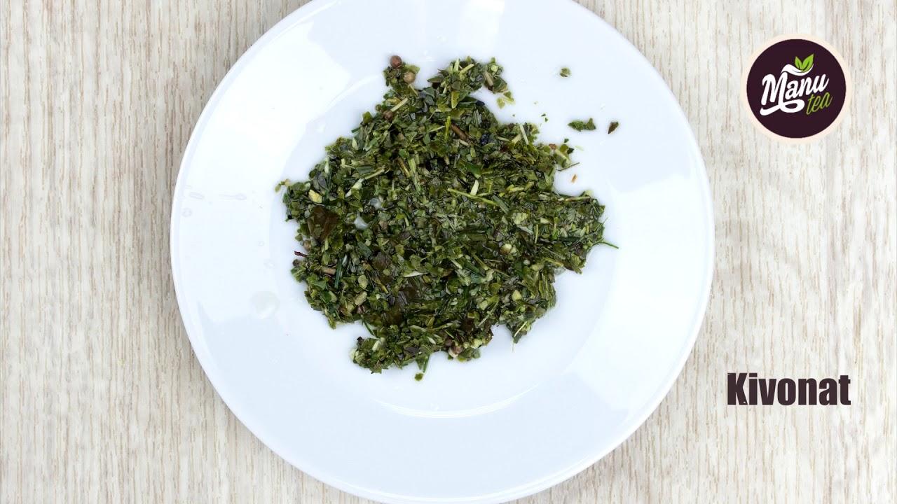 brazil fogyókúrás tea