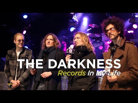 The Darkness on Records In My Life (2018 interview)