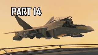 Call of Duty Black Ops 3 Walkthrough Part 14 - VTOL - Sand Castles (Let