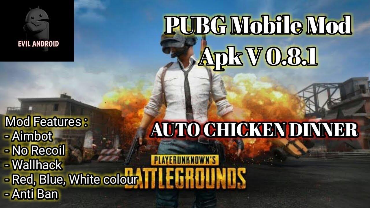 pubg mobile android 1 mod apk