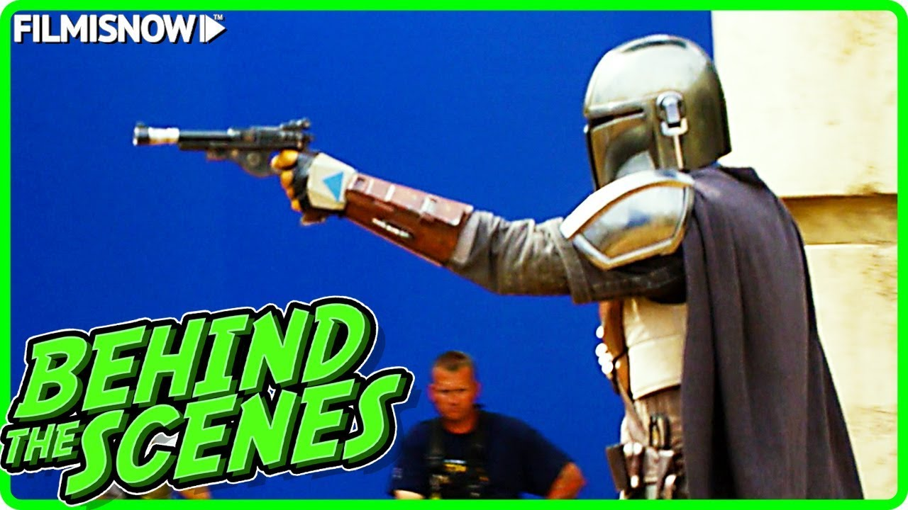 THE MANDALORIAN (2019) | Behind the Scenes of Star Wars Spin-off Movie (Ep.1)