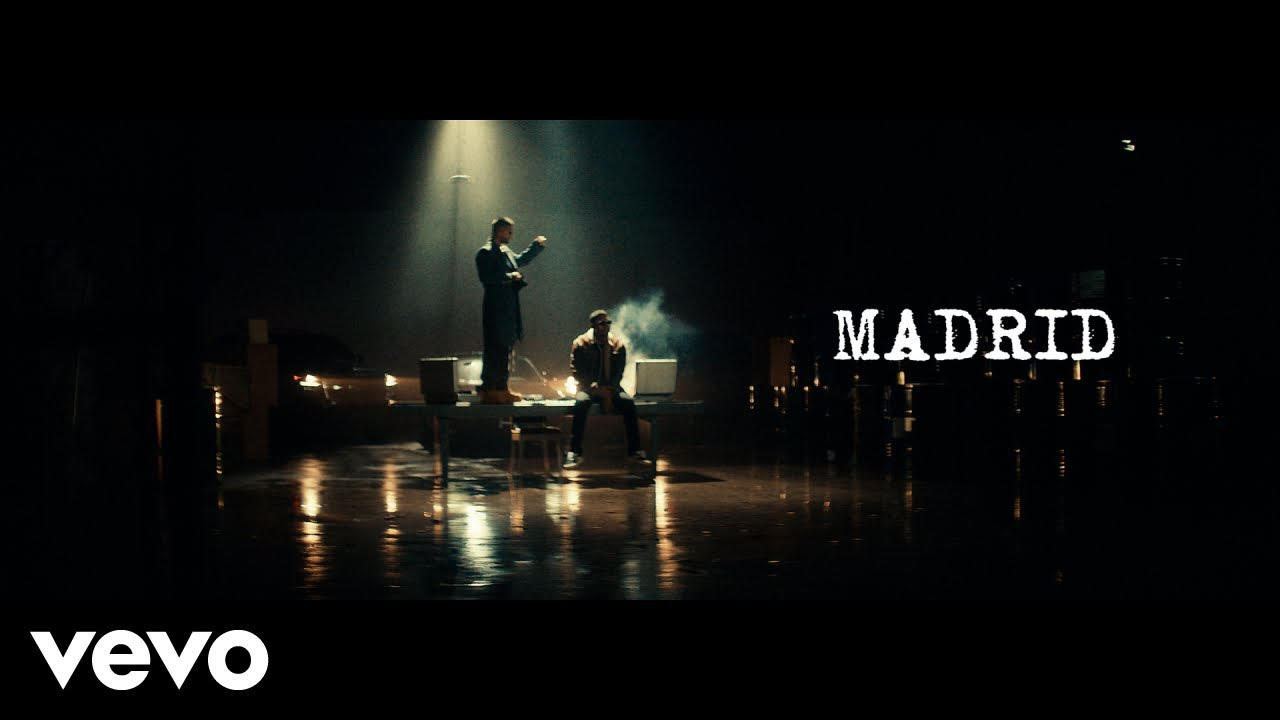 Maluma, Myke Towers - Madrid (Official Video)