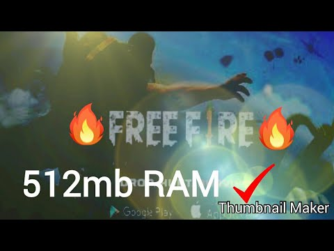 How To Play Free Fire On Any Android Device With 512mb Of RAM📲