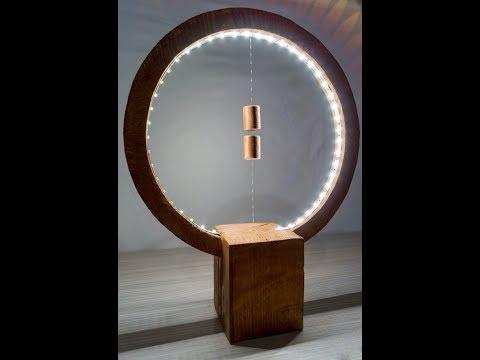 DIY LED BALANCE LAMP