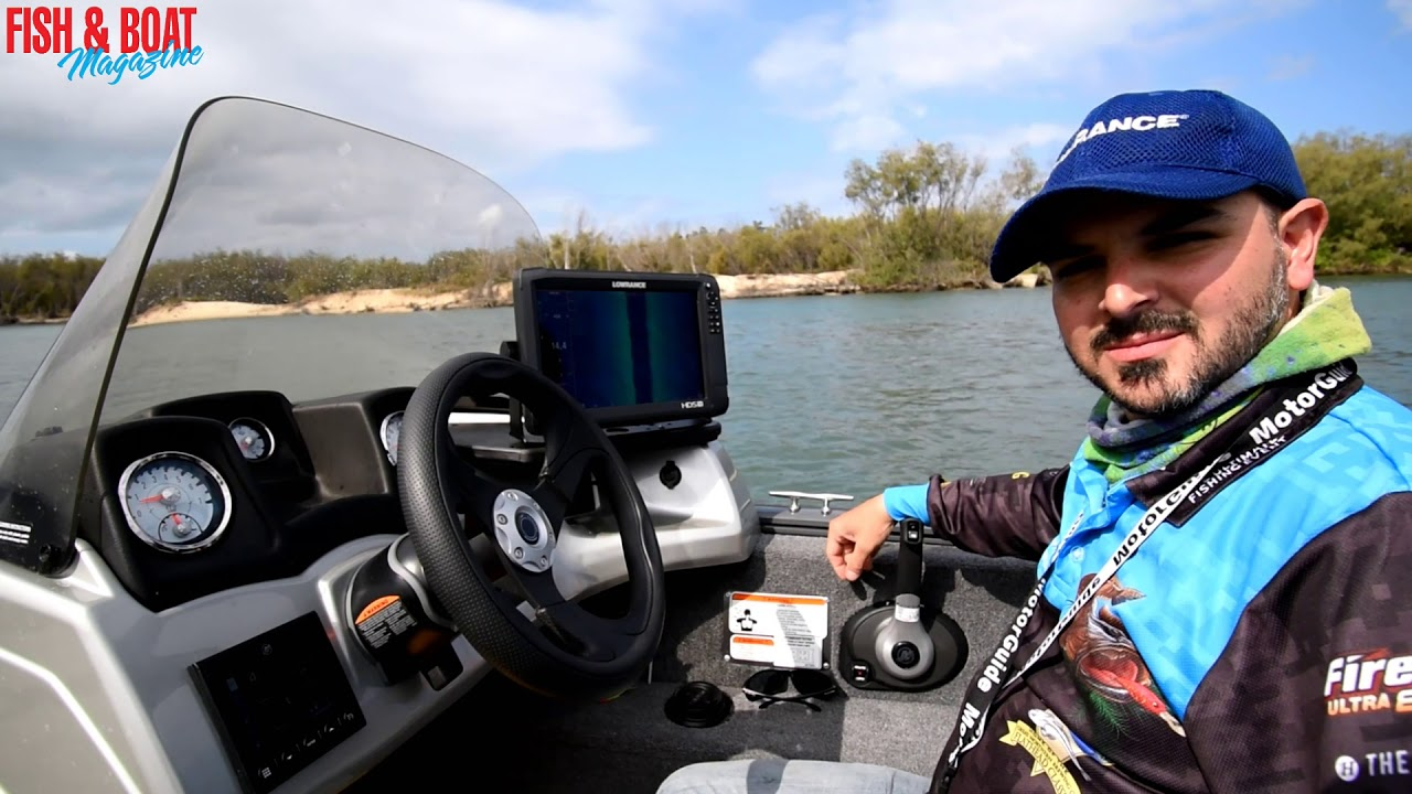 Technical Tip - Mercury & Lowrance Networked Troll Control