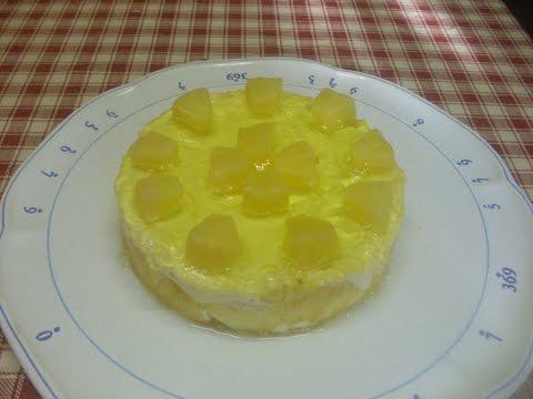 comment-faire-un-bavarois-(mousse)-à-l'ananas-facilement?