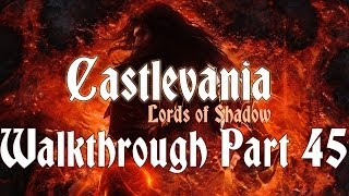 Castlevania: Lords of Shadow Ultimate Edition Walkthrough Chapter 11-2 ( The Dracolich )