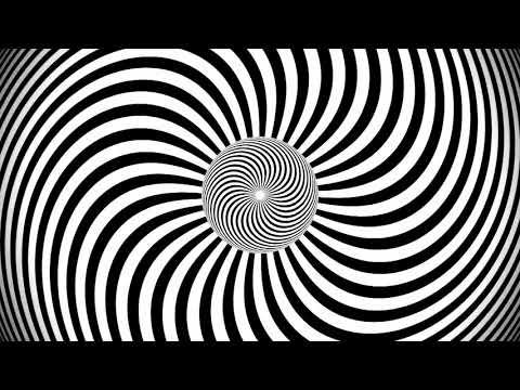 LSD Type Visual Hallucination  Optical Illusion
