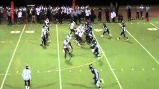 Jacob Valle's 2012 Football Highlight Video