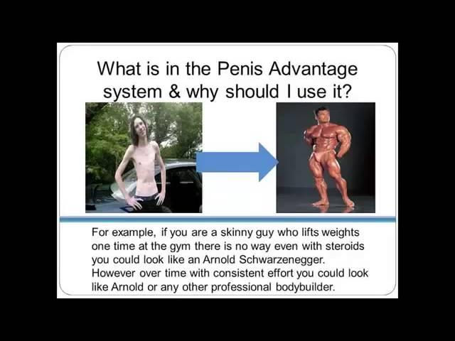 How big is penis