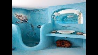Beach Bathroom Design Ideas 2019 | Decor Tour DIY Make Over Decorating Ideas