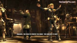 Red Faction: Guerrilla Walkthrough Blondie Introduces Alex to her Sister