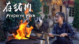 「Everything a Pig Has」- Come and See how Shidian People Enjoy Pork in Various Ways