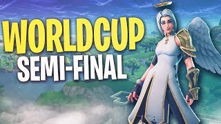 SOLO WORLDCUP KWALIFICATIE RONDE / FORTNITE BATTLE ROYALE NEDERLANDS