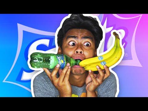 BANANA SPRITE CHALLENGE! [DANGEROUS!!!]
