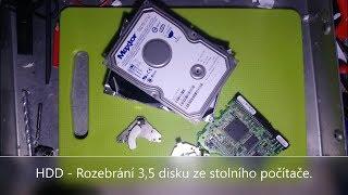 Pitva HDD disku