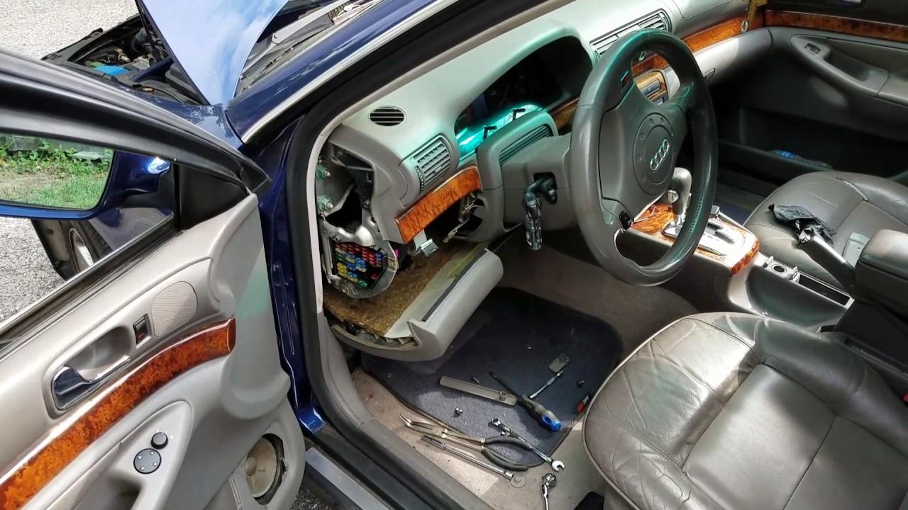 Audi A4 Relay Diagram 372 - Wiring Diagram
