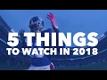 5 Things To Watch For In The 2017 - 2018 Season For The New York Football Giants