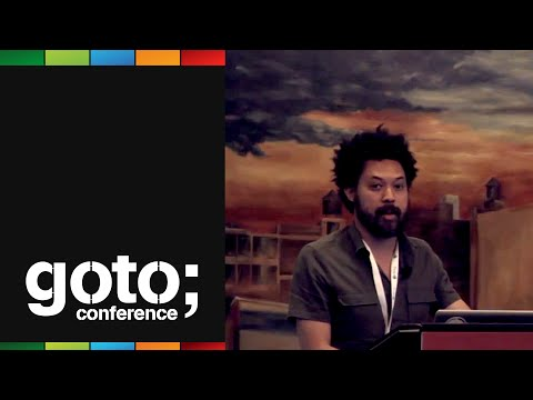 GOTO 2015 • The Front End Architecture Revolution • David No