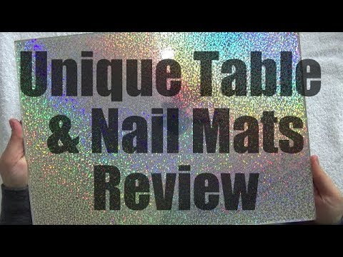 Unique Tables And Nail Mats Review