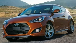 2015 Hyundai Veloster Start Up and Review 1.6 L 4 Cylinder Turbo