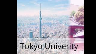 Universities of tokyo (part 13)