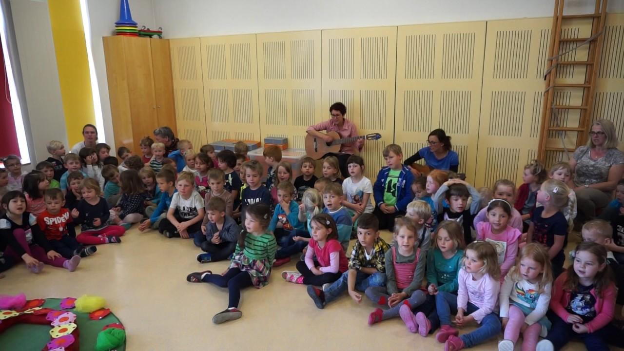 Muttertagslied Des Gemeindekindergartens Alkoven Youtube