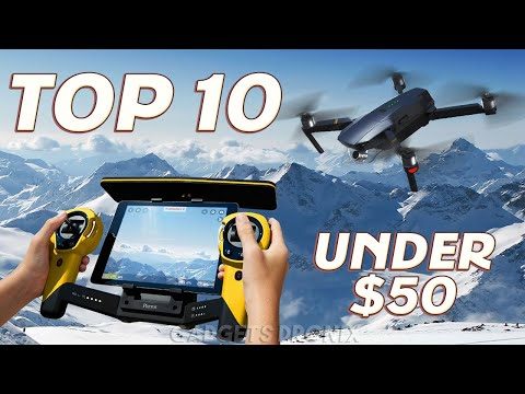 10 Best Low Cost Drones For Beginners In 2020